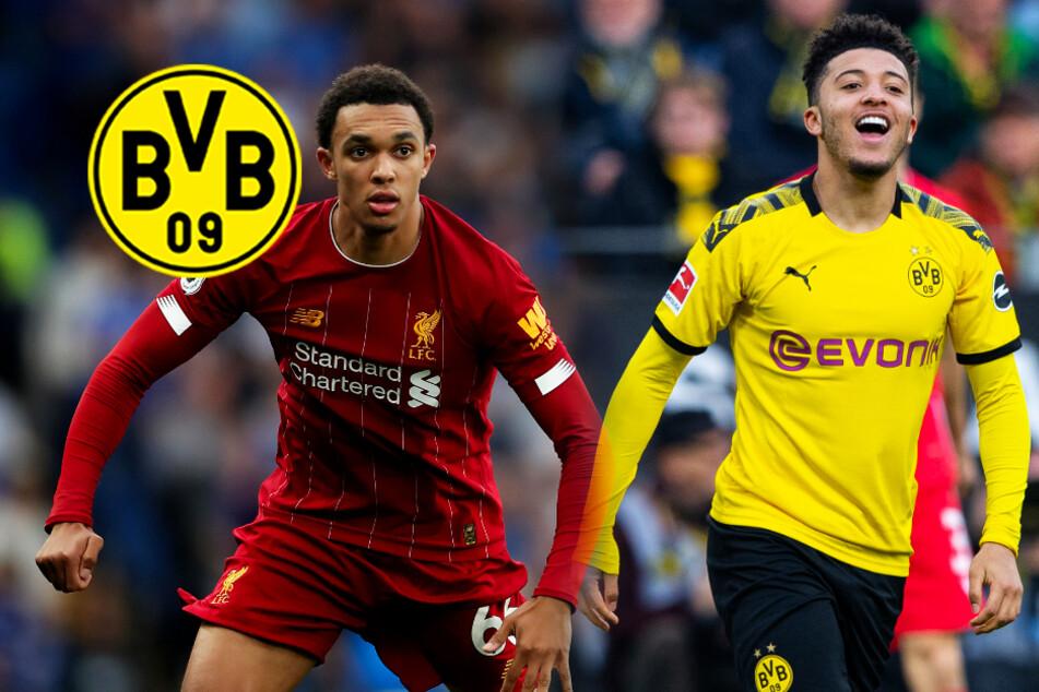 BVB-Star Sancho in England weiter heiß begehrt! Auch Liverpool-Star will ihn im Team haben
