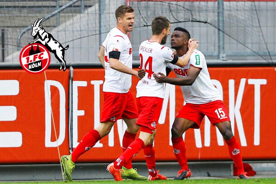 1. FC Köln: Joker retten Punkt gegen Düsseldorf