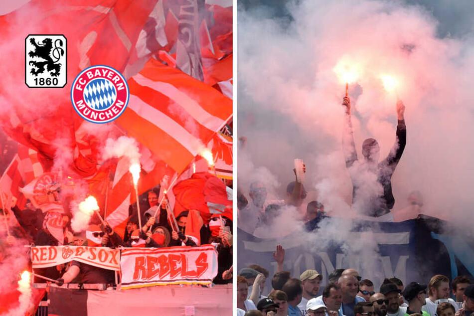 München brennt aufs Derby! TSV 1860 empfängt FC Bayern II