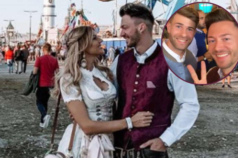 Bachelorette-Reunion auf der Wiesn? Gerda und Keno feiern mit Marco