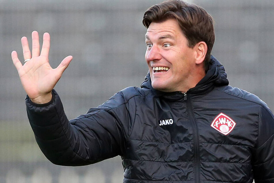 Stephan Schmidt (41) würde gerne gegen seinen Ex-Verein gewinnen.