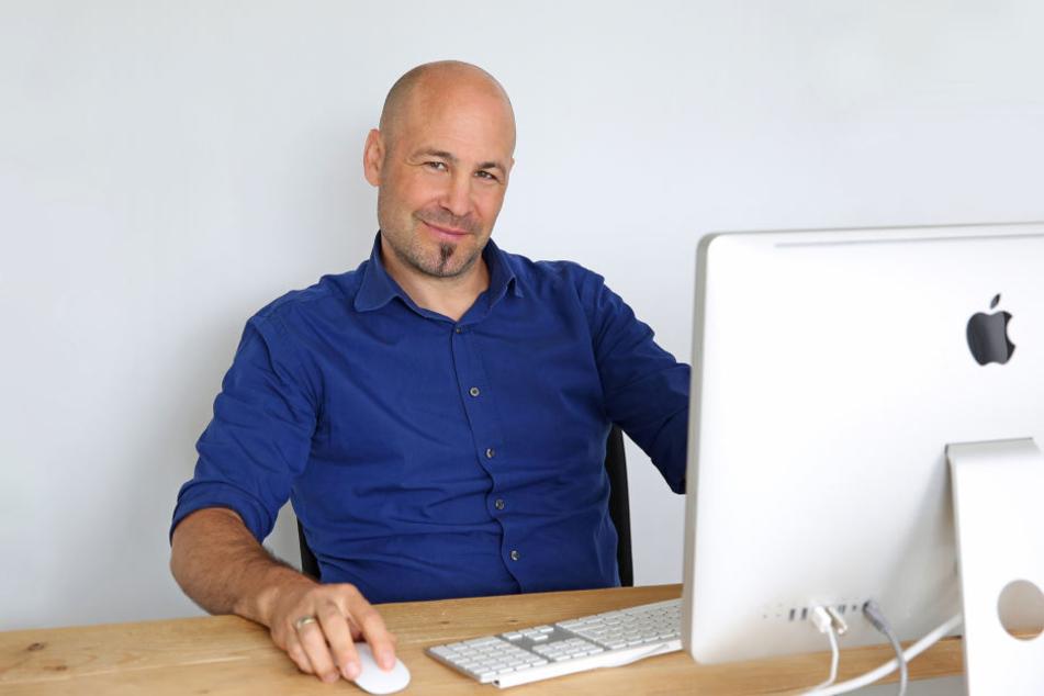 Markus Dobler, Autor von Dating Texten von der Agentur Weedate. Dobler fungiert als Ghostwriter auf Dating Portalen.