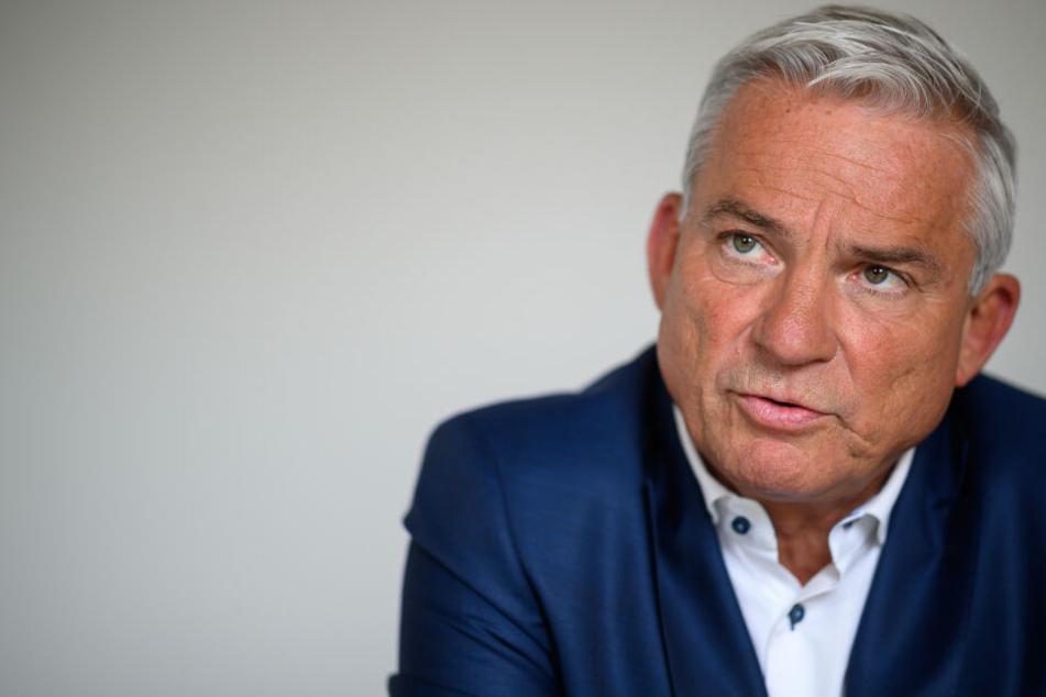 Dem ZDF sei ein handwerklicher Fehler passiert, befindet Thomas Strobl (CDU, 59).