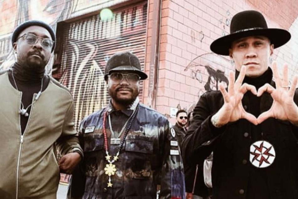 Für ihre finale Show in Deutschland stoßen die Black Eyed Peas zum Line up des World Club Dome in Düsseldorf.