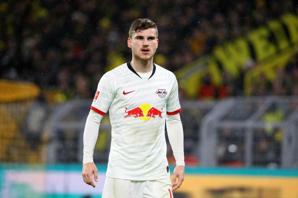 Timo Werner (23) stand im Sommer offenbar kurz vor einem Wechsel zum FC Bayern.