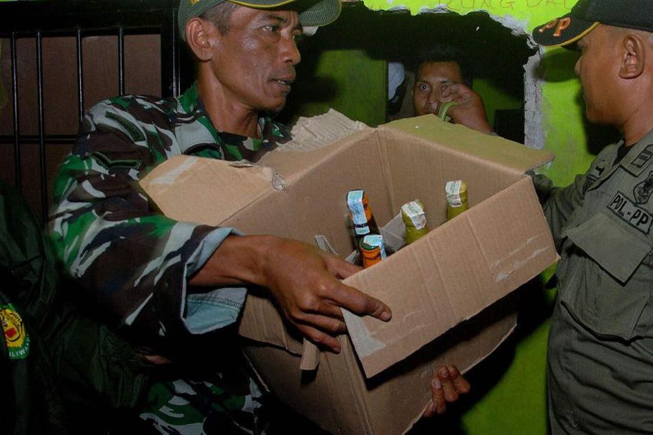 Mehr als 80 Tote wegen Billigschnaps: Provinz ruft Gesundheitsnotstand aus