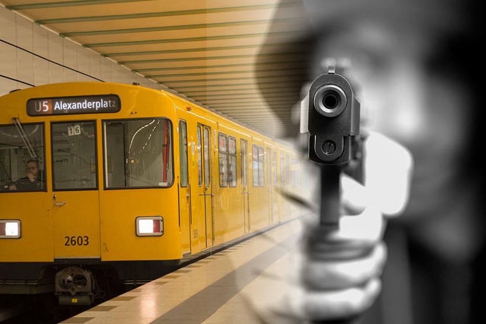 Ein Unbekannter hat ein BVG-Mitarbeiter schwer verletzt.
