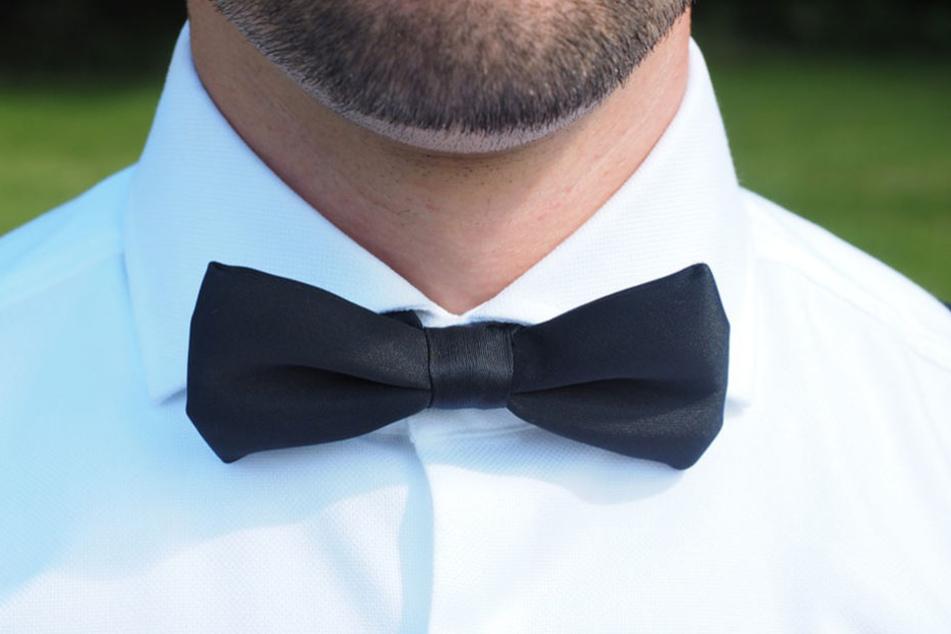 Auch Männer müssen sich für einen Abend im Casinoabend schick anziehen.