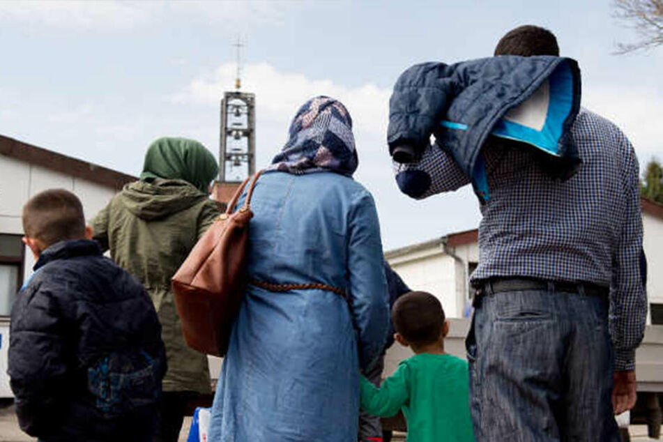 Weil eine irakische Familie trotz Einreiseverbot nach Deutschland fuhr, wurde sie gleich wieder abgeschoben.