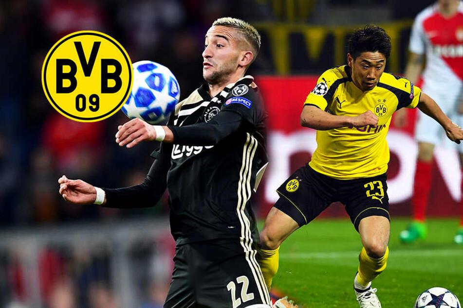 Zwei BVB-Kicker vor Absprung! Kommt Technikgott aus den Niederlanden?