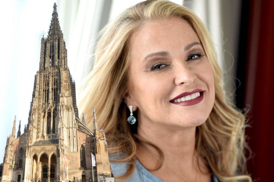 Will aufs Ulmer Münster: Popsängerin Anastacia.