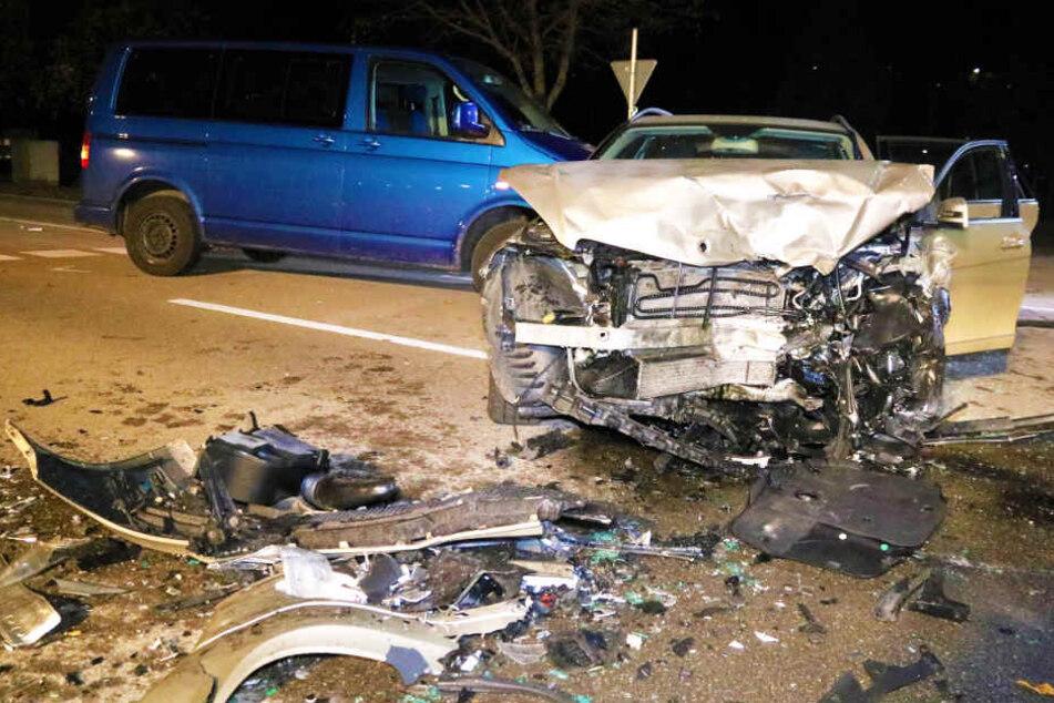In Obergünzburg in Bayern ist es zu einem schrecklichen Verkehrsunfall gekommen.
