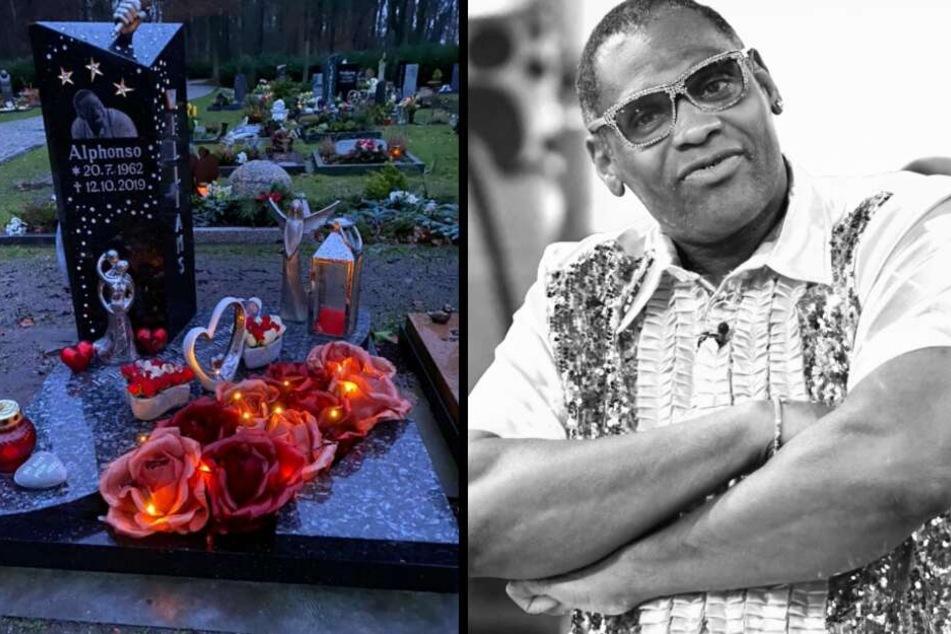Grab von DSDS-Sieger Alphonso Williams (†57) beschädigt