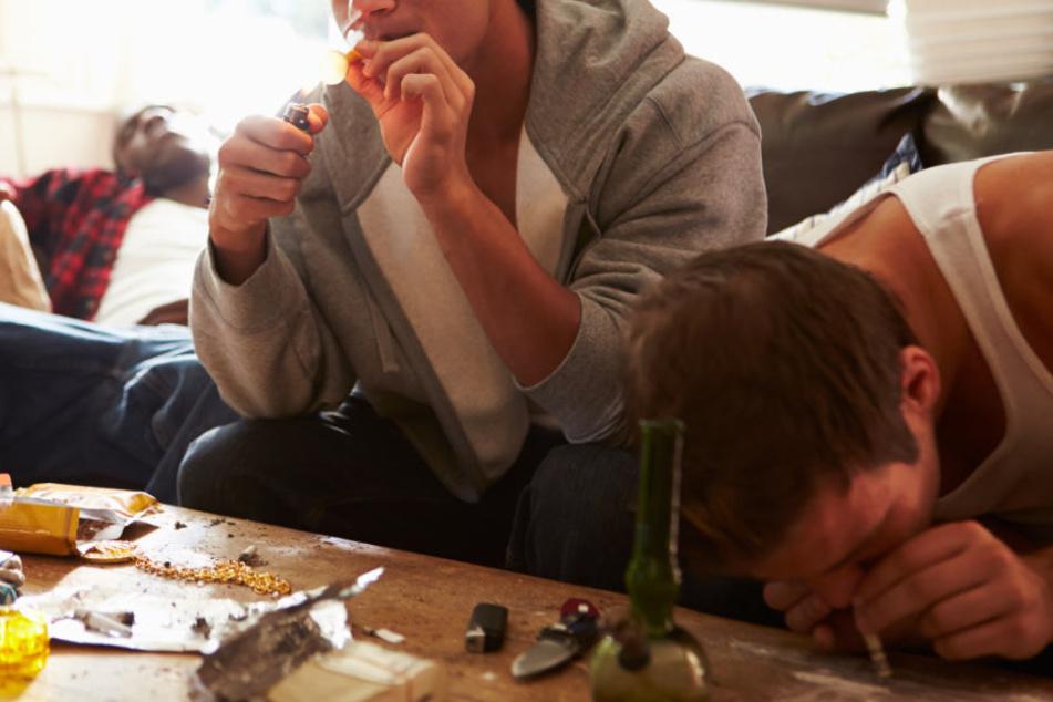 In Schkeuditz wurde eine neue Wohnstätte für die Therapie von Drogenabhängigen geschaffen. (Symbolbild)