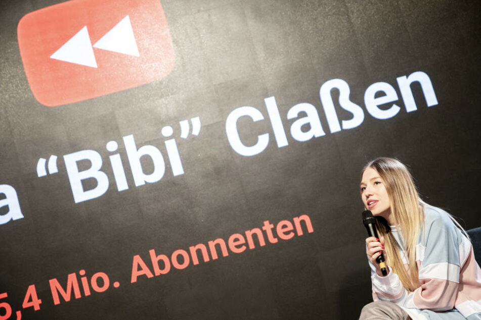 "Bianca ""Bibi"" Claßen (25) ist erfolgreiche Youtuberin."