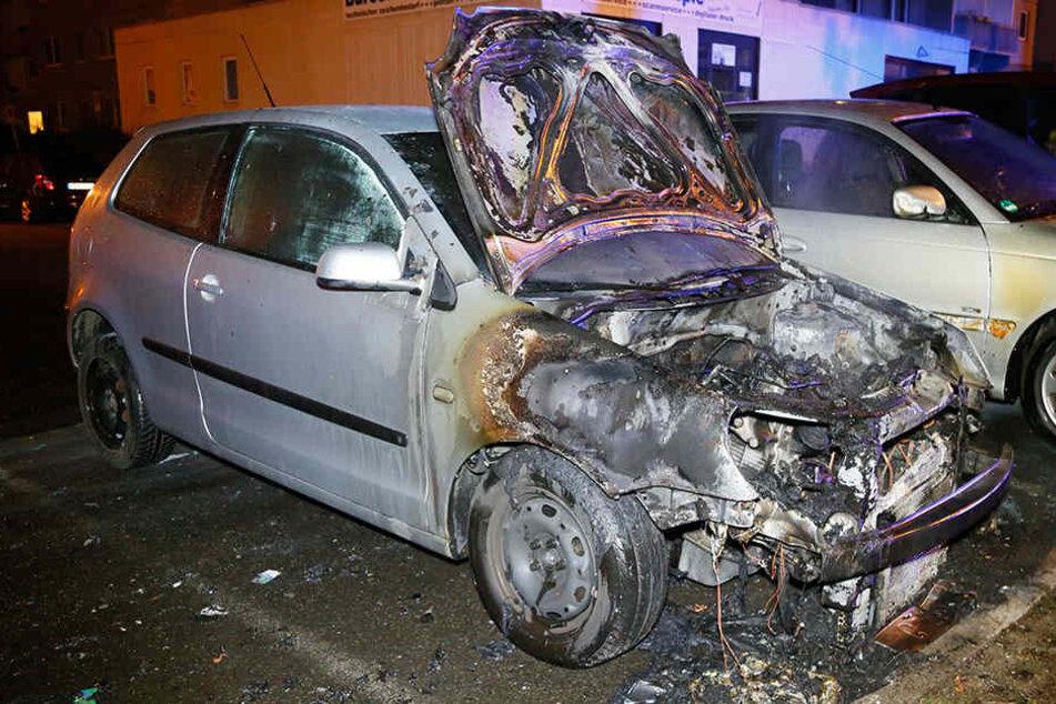 Die Serie von Anschlägen hatte Chemnitzer Autobesitzer in Angst und Schrecken  versetzt.