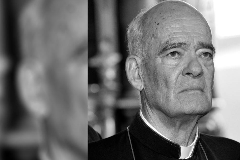 Der 79-Jährige starb am Dienstag in Berlin