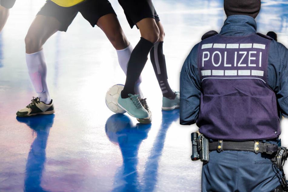 Chaos am Rande von Hallenfußball-Turnier: 50 Fußball-Fans gehen aufeinander los