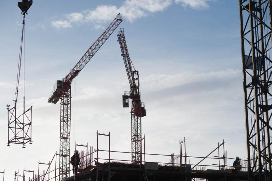 Die Kriminalstatistik 2018 des Landeskriminalamtes Nordrhein-Westfalen weist einen Gesamtschaden durch Baustellenklau von 9,76 Millionen Euro aus (Symbolbild).