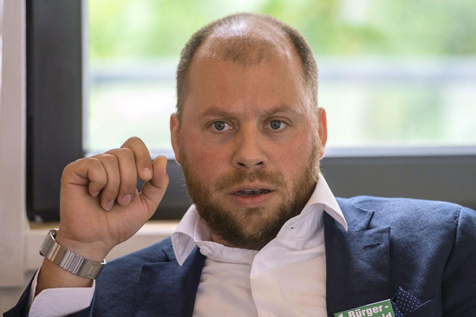 Konnte wegen einer Penisruptur nicht am Prozess teilnehmen: Carl-Philip Graf zu Solms-Wildenfels.