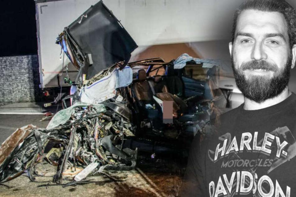 TV-Star Ingo Kantorek verstarb nach Unfall auf A8: Untersuchungen sind abgeschlossen