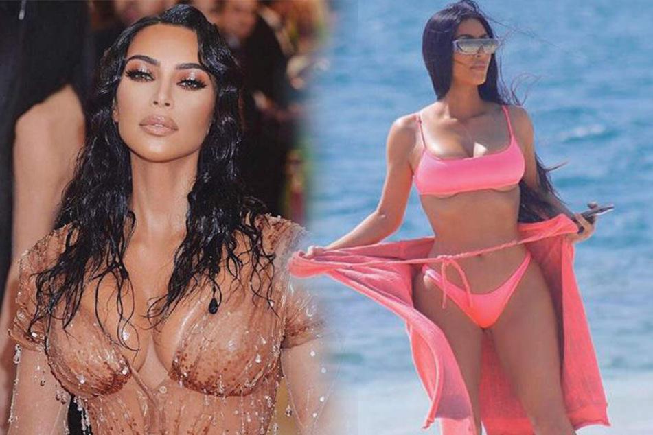 Kim Kardashian verrät den Babynamen: Der ist alles andere als normal