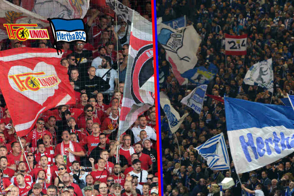 Berlin: Derby-Infos: Das müssen Hertha- und Union-Fans vor dem Berliner Stadtduell wissen!