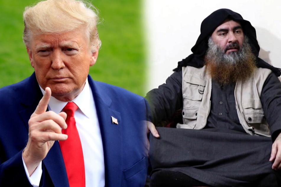 Trump bestätigt: IS-Chef Abu Bakr al Bagdadi in Syrien getötet