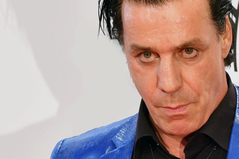 Rammstein-Frontmann Till Lindemann arbeitet an neuer Solo-Platte