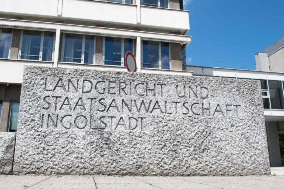 Vor dem Landgericht Ingolstadt fiel nun das Urteil gegen die Täter. (Archivbild)