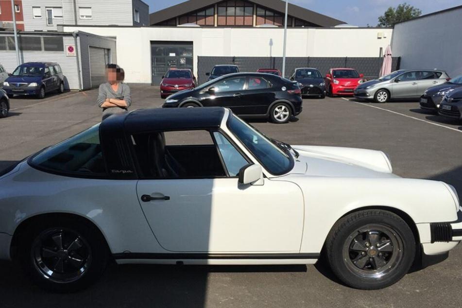 Köln: Wertvoller Porsche 911 aus Kölner Tiefgarage gestohlen