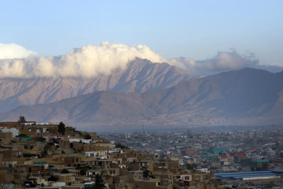 Die afghanische Hauptstadt Kabul: Hierhin wurde der 23-Jährige abgeschoben. (Archivbild)