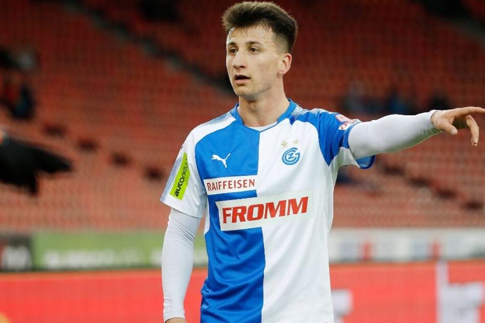Rifet Kapic schließt sich dem SC Paderborn an.
