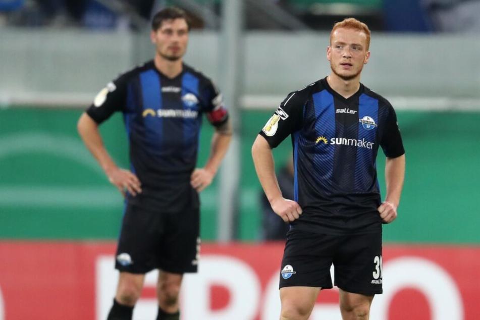 Im letzten Jahr musste sich die SCP-Kicker im DFB-Pokal dem Hamburger SV geschlagen geben.