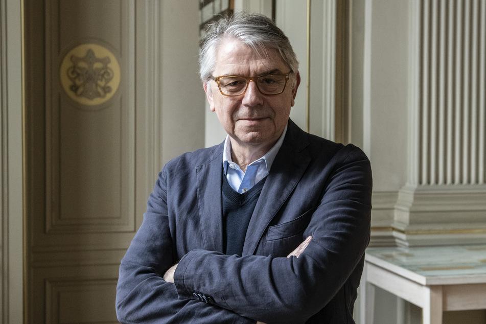 Theatermacher Ulrich Khuon (69) setzt sich für die Künste in Corona-Zeiten ein.