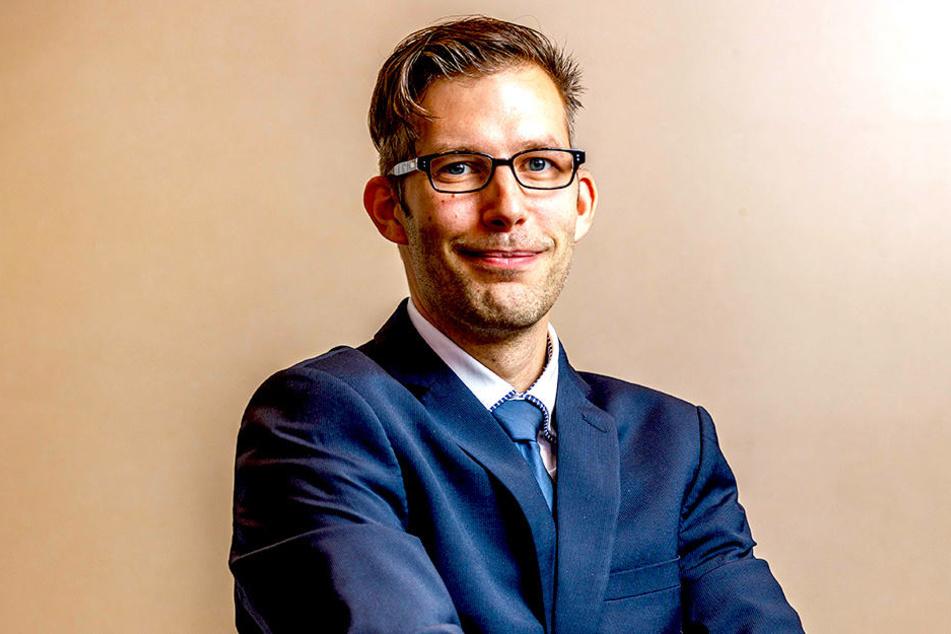 Michael Becker vom Landeselternrat verweist auf die vielen Vorteile des Gemeinschaftsschulmodells.