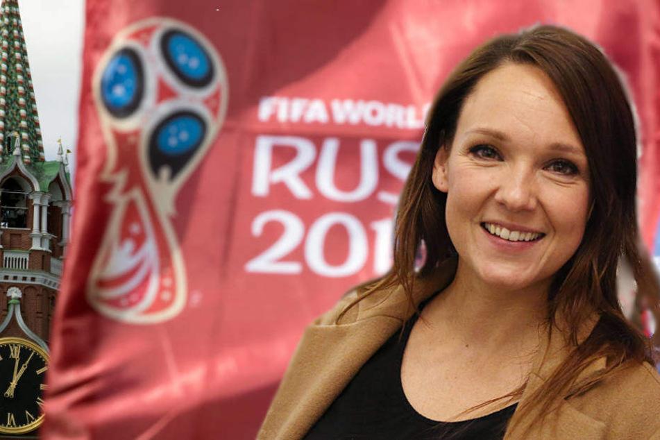 Großer Fußball- und FC-Fan: Carolin Kebekus.