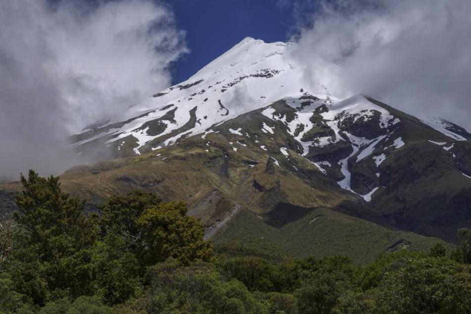 Eine Wanderin wurde nach zwei Tagen auf dem Mount Taranaki gerettet. (Symbolbild)