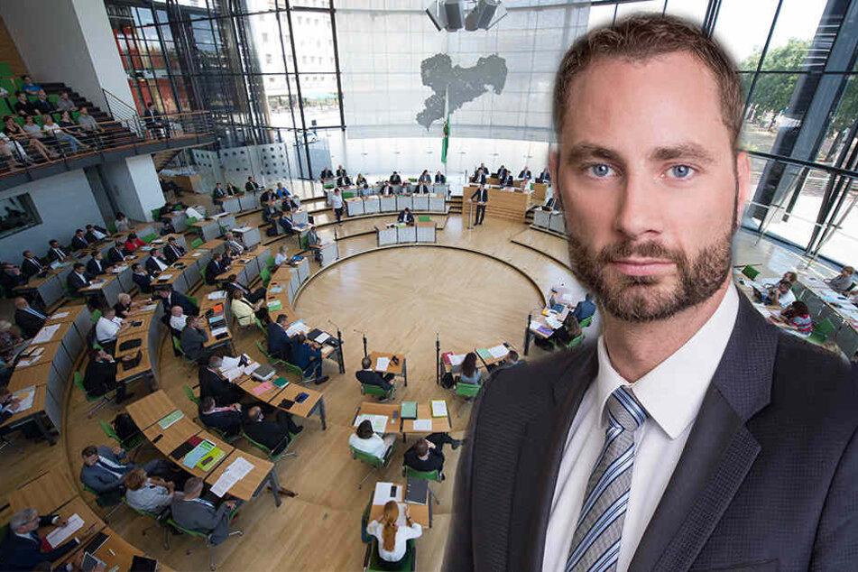 Aus Frust: CDU-Mann Patrick Schreiber wirft im Landtag hin