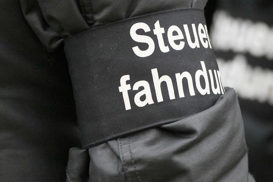 53 Steuerfahnder waren 2016 in Thüringen im Einsatz.
