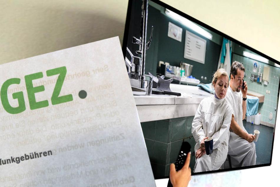 Eine von der KEF vorgeschlagene Senkung der Beiträge auf 17,20 Euro wurde ausdrücklich abgelehnt. Der ARD fehlen bis 2020 rund 139 Millionen Euro.
