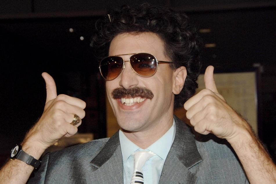 Giuliani denies claims of inappropriate behavior in the new Borat movie