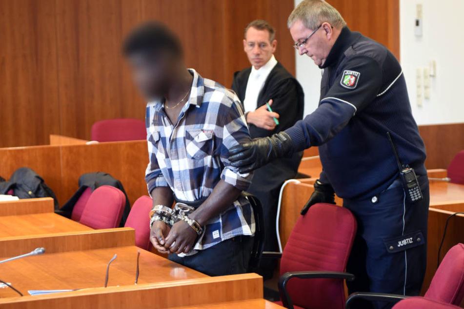 11,5 Jahre Haft: Vergewaltiger akzeptiert Urteil nicht