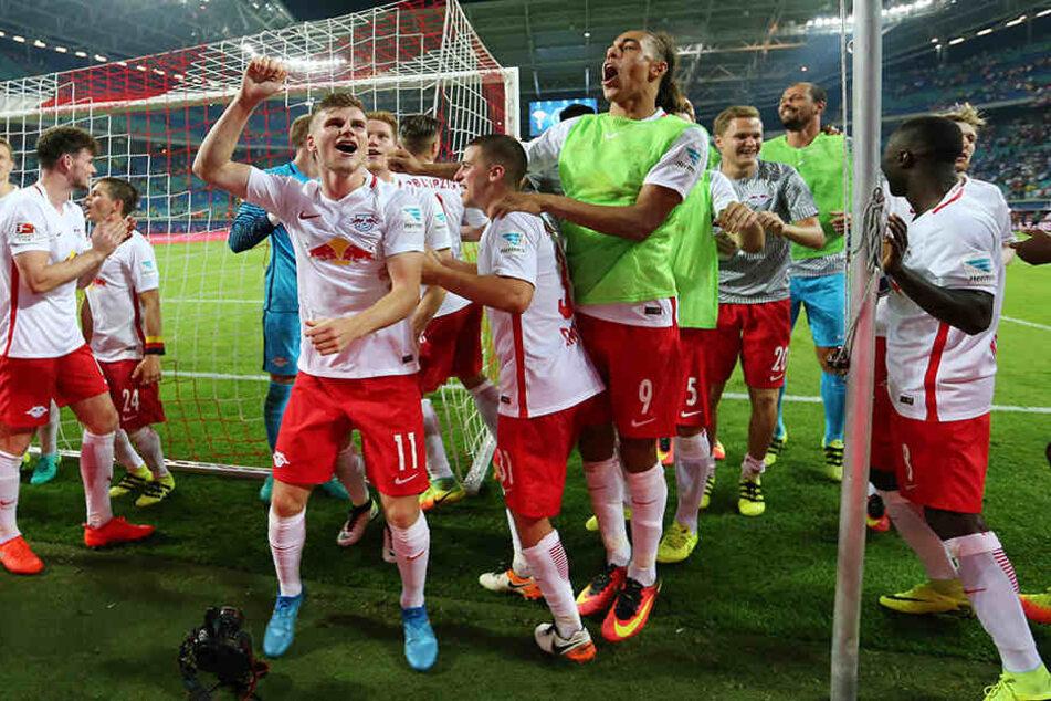 RB Leipzig holte in den ersten beiden Bundesligaspielen vier Punkte.