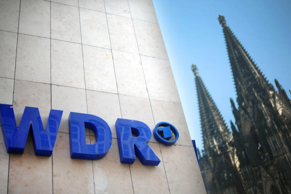 Der WDR in Köln.