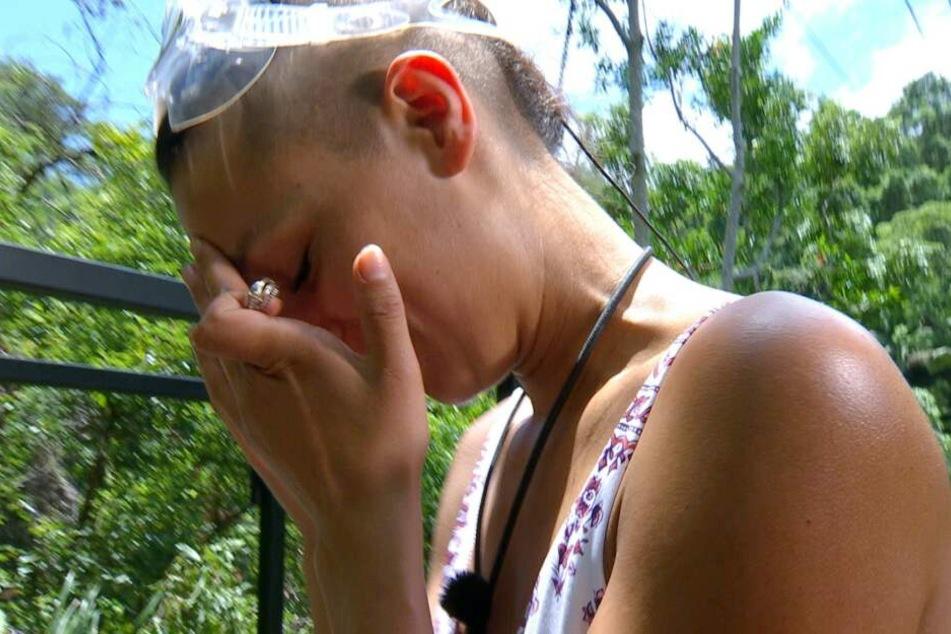 RTL zeigt Gisele oft weinend.