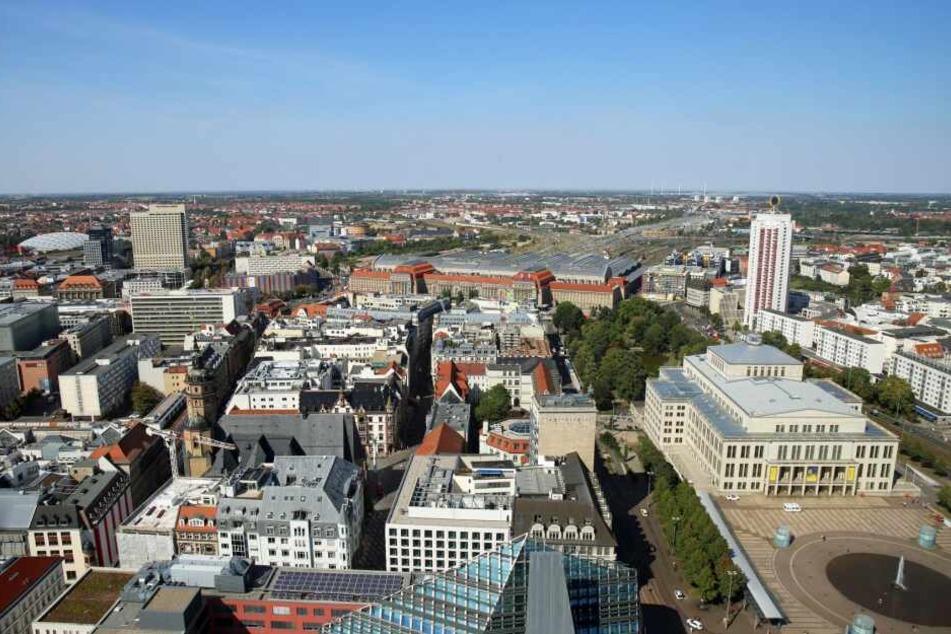 Aus den USA kommen die meisten Gäste nach Leipzig.