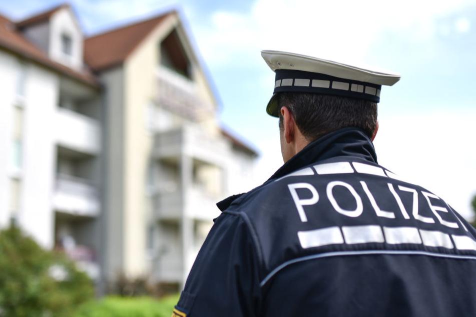 Der Polizist wurde durch den Angriff leicht verletzt. (Symbolbild)