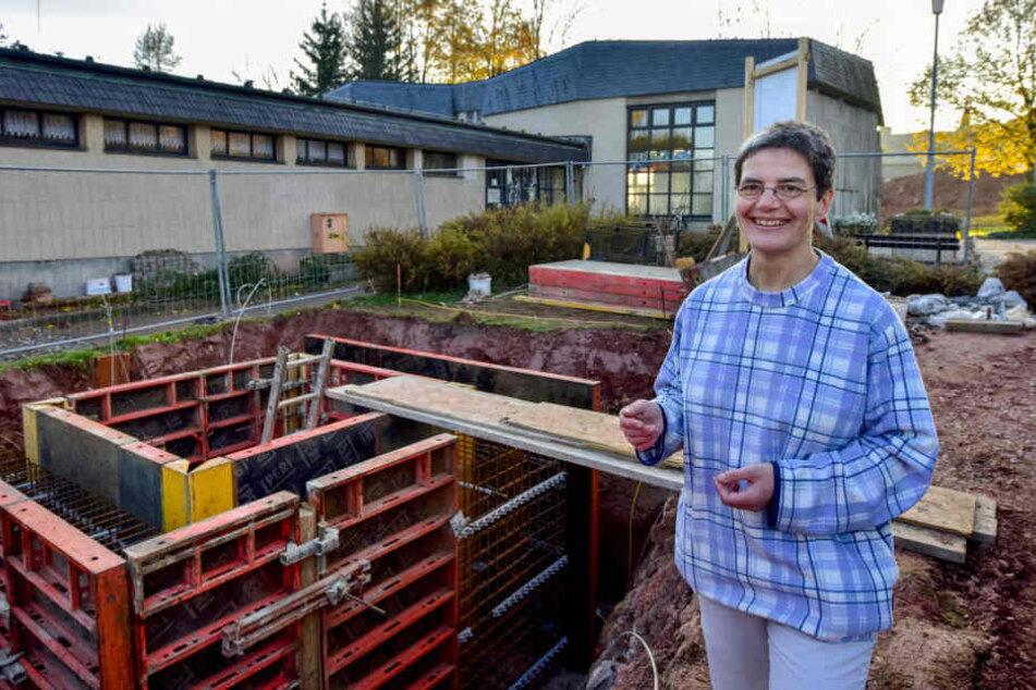 Pfarrerin Hiltrud Anacker (50) half den Hartz-IV-Empfängern in der Not.