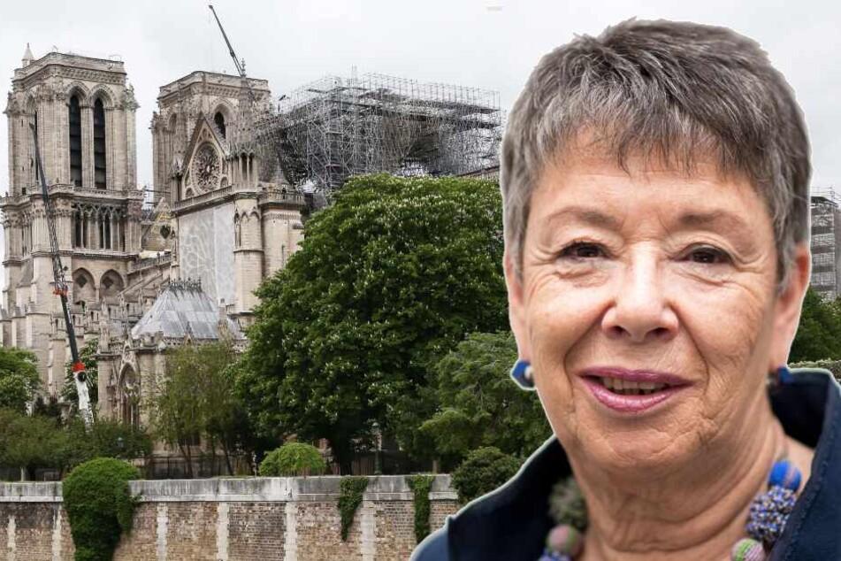 Wiederaufbau von Notre-Dame in fünf Jahren: Kölner Expertin hat Zweifel